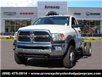 2017 Ram 5500 Regular Cab DRW 4x4 Cab Chassis #R70133 - photo 1