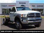 2017 Ram 5500 Regular Cab DRW 4x4,  Cab Chassis #R70133 - photo 3