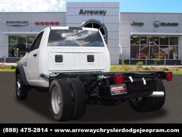 2018 Ram 5500 Regular Cab DRW 4x4,  Cab Chassis #R80078 - photo 2