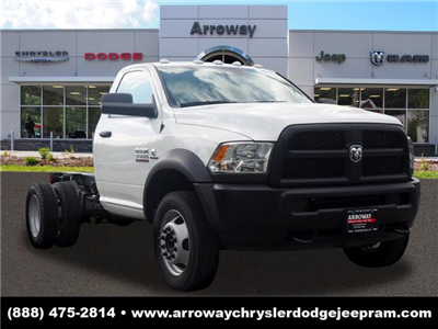 2018 Ram 5500 Regular Cab DRW 4x4,  Cab Chassis #R80078 - photo 3