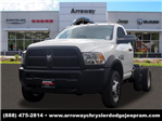 2018 Ram 5500 Regular Cab DRW 4x4,  Cab Chassis #R80078 - photo 1