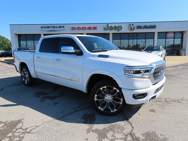 2021 Ram 1500 Crew Cab 4x4, Pickup #N610566 - photo 1