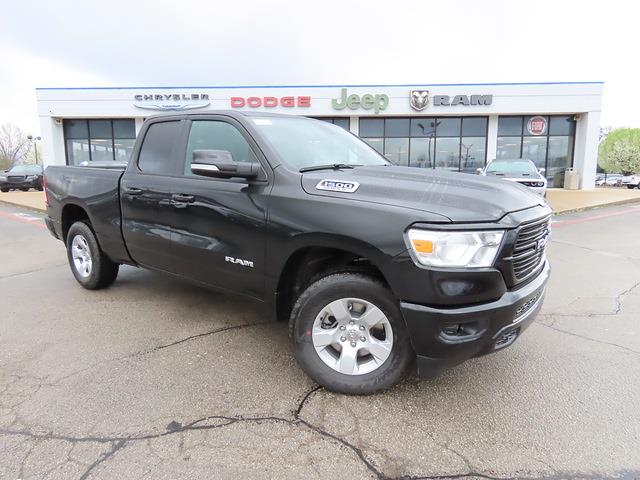 2021 Ram 1500 Quad Cab 4x4, Pickup #N656441 - photo 1