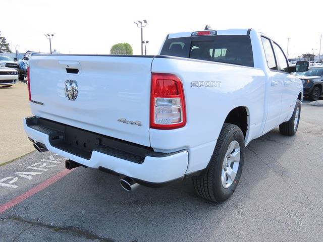 2021 Ram 1500 Quad Cab 4x4, Pickup #N656443 - photo 1