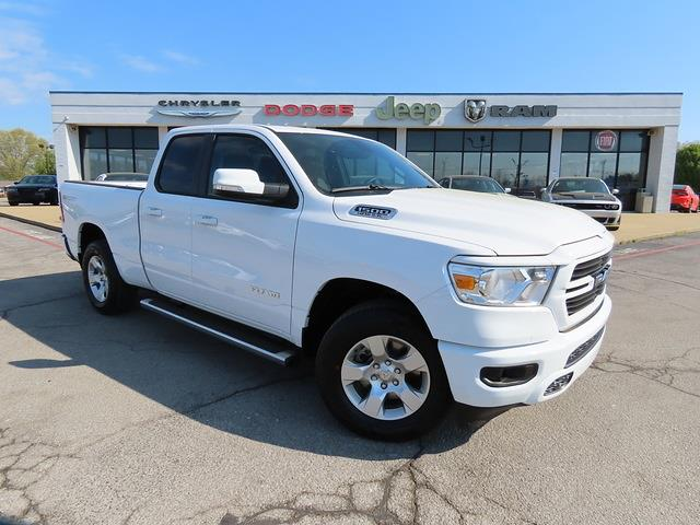2021 Ram 1500 Quad Cab 4x4, Pickup #N656446 - photo 1