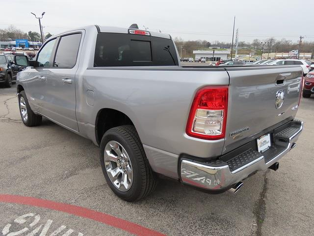 2021 Ram 1500 Crew Cab 4x4, Pickup #N664911 - photo 1