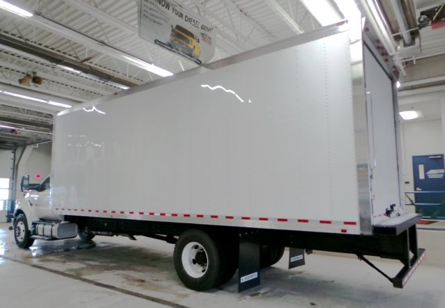 2017 F-750 Regular Cab, Ohnsorg Truck Bodies & Accessories Dry Freight #F72080 - photo 2