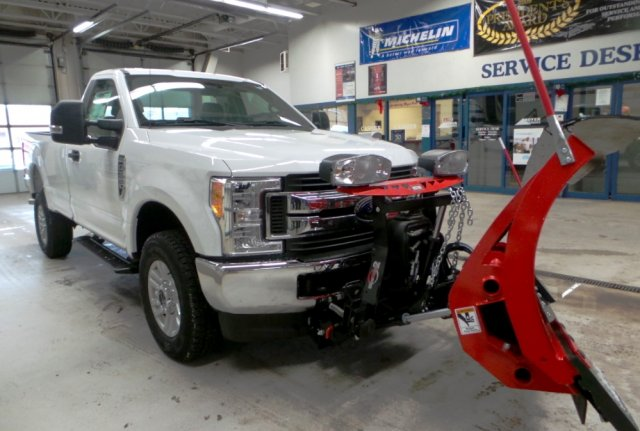 2017 F-350 Regular Cab 4x4, Pickup #F72153 - photo 3