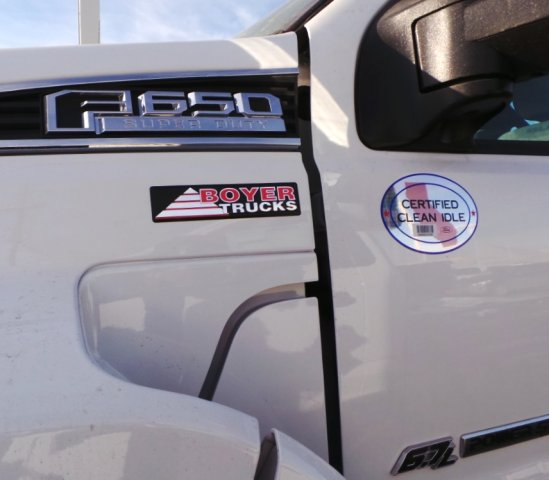 2018 F-650 Regular Cab DRW, Cab Chassis #F82001 - photo 6