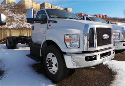 2018 F-650 Regular Cab DRW, Cab Chassis #F82001 - photo 1