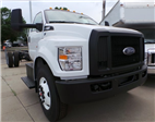 2018 F-750 Regular Cab DRW 4x2,  Cab Chassis #F82010 - photo 7