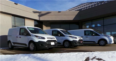 2018 Transit Connect, Cargo Van #F82045 - photo 8