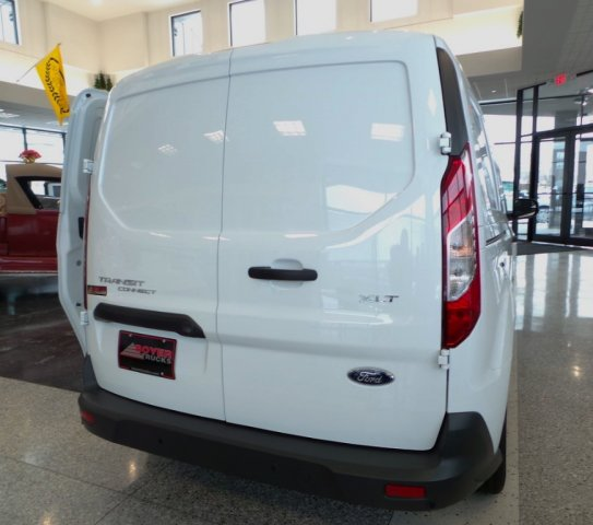 2018 Transit Connect 4x2,  Empty Cargo Van #F82056 - photo 5