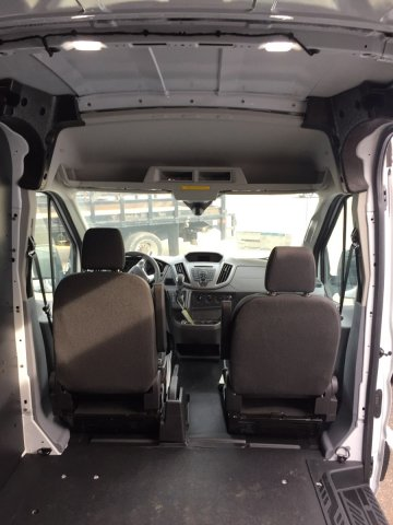 2018 Transit 250 Med Roof 4x2,  Empty Cargo Van #F82061 - photo 6