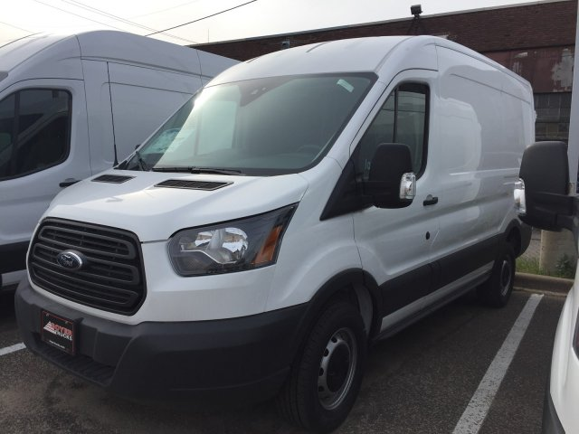 2018 Transit 250 Med Roof 4x2,  Empty Cargo Van #F82061 - photo 3