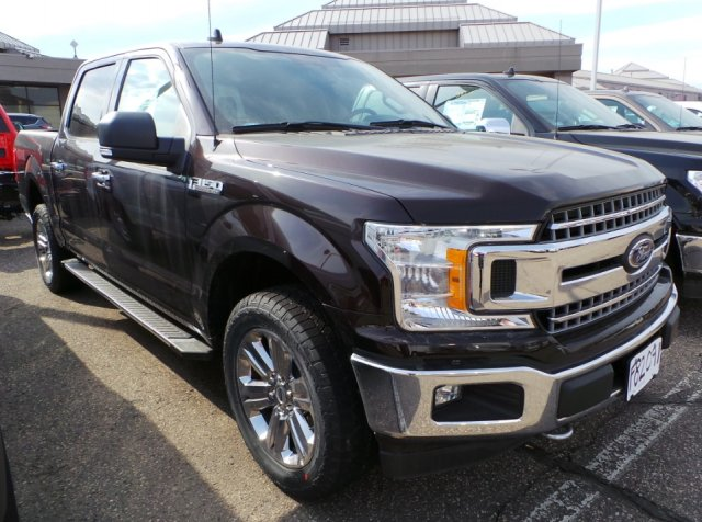 2018 F-150 SuperCrew Cab 4x4,  Pickup #F82091 - photo 3