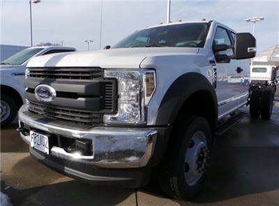 2018 F-550 Super Cab DRW 4x4, Cab Chassis #F82102 - photo 1