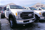 2018 F-550 Super Cab DRW 4x4, Cab Chassis #F82102 - photo 3