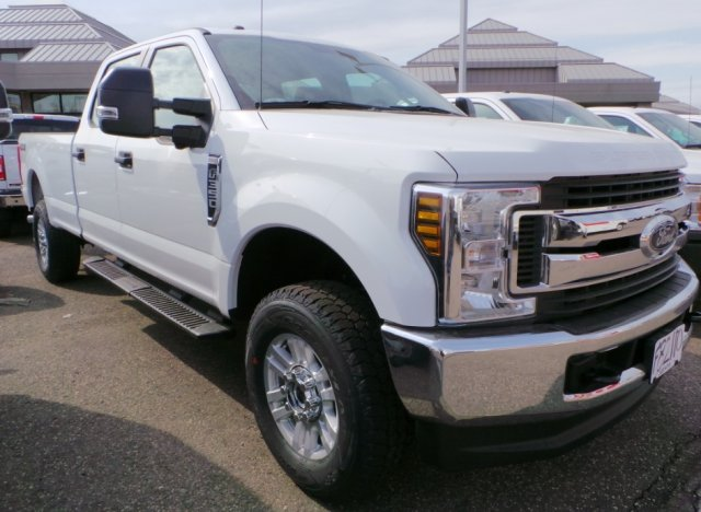 2018 F-350 Crew Cab 4x4, Pickup #F82110 - photo 3
