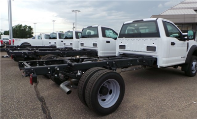 2018 F-450 Regular Cab DRW 4x2,  Cab Chassis #F82128 - photo 8