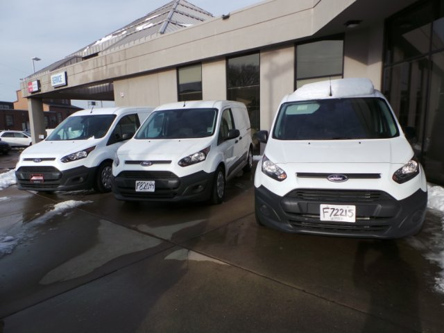2018 Transit 350 High Roof 4x2,  Empty Cargo Van #F82172 - photo 5