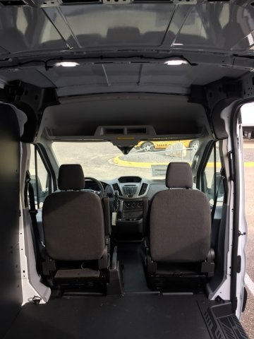 2018 Transit 350 Med Roof 4x2,  Empty Cargo Van #F82177 - photo 8