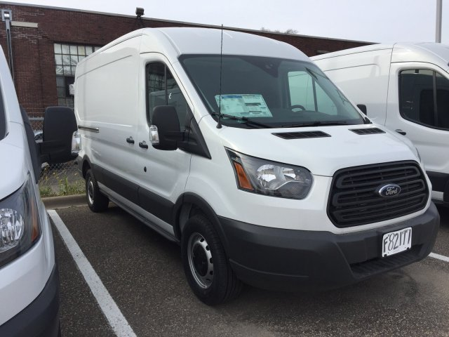 2018 Transit 350 Med Roof 4x2,  Empty Cargo Van #F82177 - photo 3