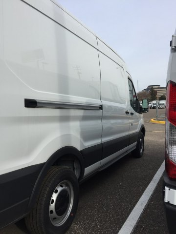 2018 Transit 350 Med Roof 4x2,  Empty Cargo Van #F82177 - photo 5