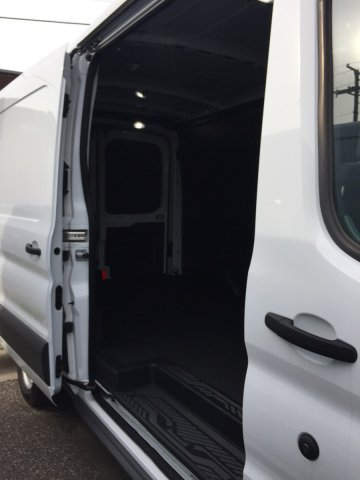 2018 Transit 350 Med Roof 4x2,  Empty Cargo Van #F82177 - photo 7