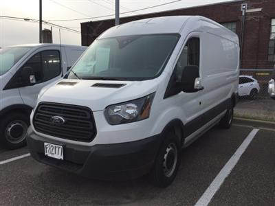 2018 Transit 350 Med Roof 4x2,  Empty Cargo Van #F82177 - photo 1