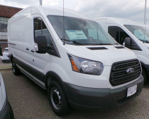 2018 Transit 350 HD High Roof DRW 4x2,  Empty Cargo Van #F82219 - photo 3
