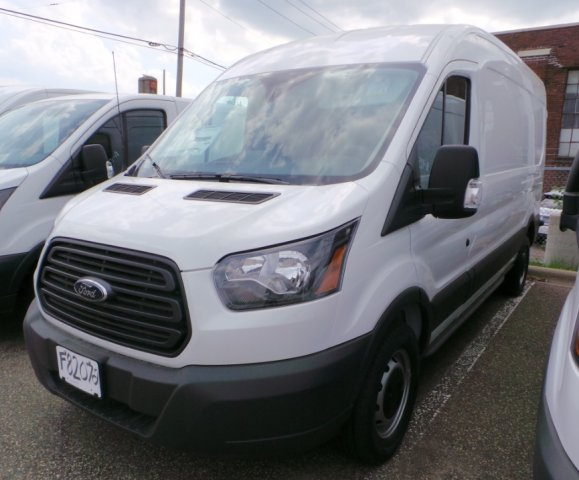 2018 Transit 350 HD High Roof DRW 4x2,  Empty Cargo Van #F82219 - photo 1