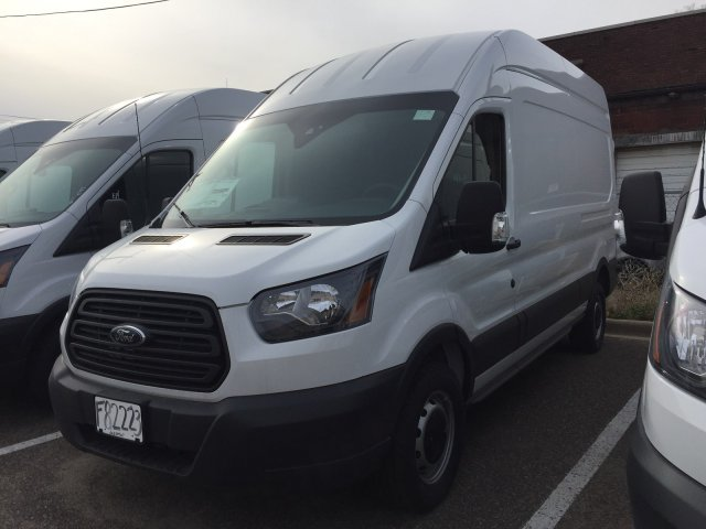 2018 Transit 350 High Roof 4x2,  Empty Cargo Van #F82224 - photo 2