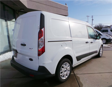 2018 Transit Connect,  Empty Cargo Van #F82501 - photo 4
