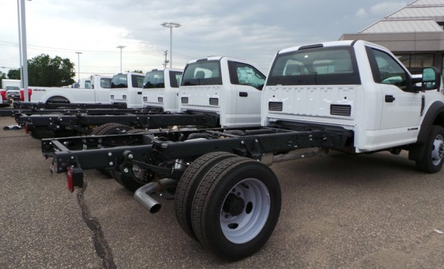 2018 F-550 Regular Cab DRW 4x4,  Cab Chassis #F82581 - photo 8