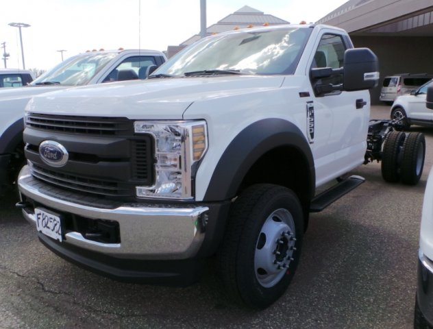 2018 F-550 Regular Cab DRW 4x4,  Cab Chassis #F82581 - photo 1
