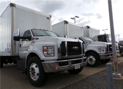2018 F-550 Regular Cab DRW 4x4,  Cab Chassis #F82581 - photo 7