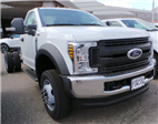 2018 F-550 Regular Cab DRW 4x4, Cab Chassis #F82581 - photo 4