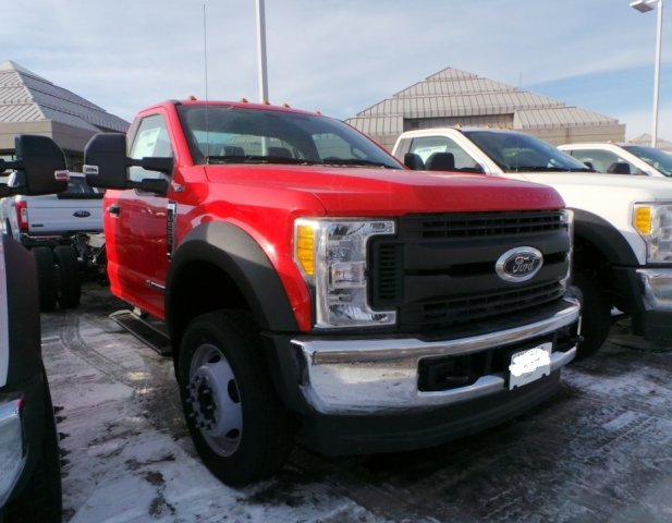 2018 F-550 Regular Cab DRW 4x4,  Cab Chassis #F82602 - photo 1