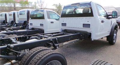 2018 F-550 Regular Cab DRW 4x4,  Cab Chassis #F82604 - photo 2