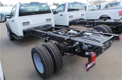 2018 F-550 Regular Cab DRW 4x4,  Cab Chassis #F82604 - photo 5