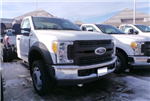 2018 F-550 Regular Cab DRW 4x4,  Cab Chassis #F82604 - photo 1