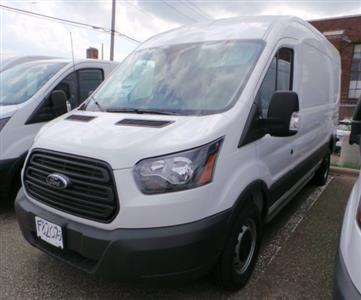2018 Transit 350 HD High Roof DRW 4x2,  Empty Cargo Van #F82633 - photo 1