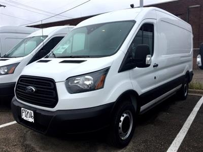 2019 Transit 250 Medium Roof 4x2,  Empty Cargo Van #F92016 - photo 1