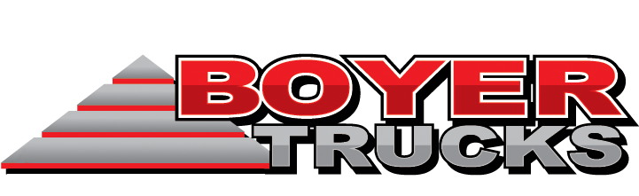 Boyer Ford Trucks Minneapolis logo
