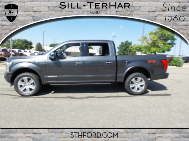 2018 F-150 SuperCrew Cab 4x4,  Pickup #00059430 - photo 1