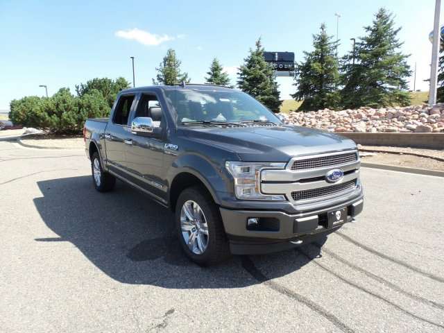 2018 F-150 SuperCrew Cab 4x4,  Pickup #00059430 - photo 7