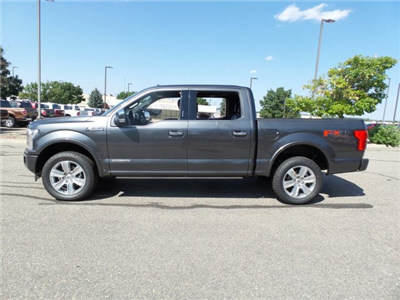 2018 F-150 SuperCrew Cab 4x4,  Pickup #00059430 - photo 3