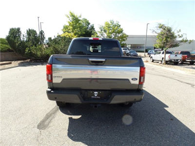 2018 F-150 SuperCrew Cab 4x4,  Pickup #00059430 - photo 4