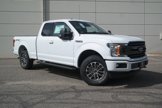 2018 F-150 Super Cab 4x4,  Pickup #00059633 - photo 1
